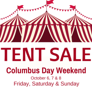 Online Inventory TENT SALE